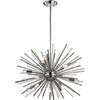 Starlight 12-Light Pendant Chrome
