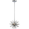 Starlight 3-Light Pendant Chrome