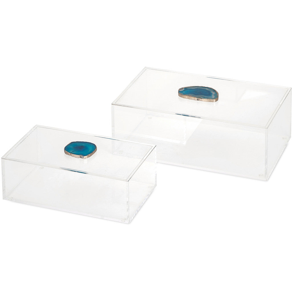Abbey Acrylic Box (Set of 2)