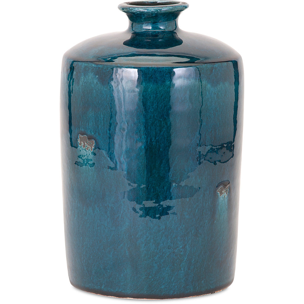 Abdi Blue Medium Vase