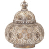 Elbert Small Pierced Lantern