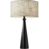 Luna Table Lamp Black