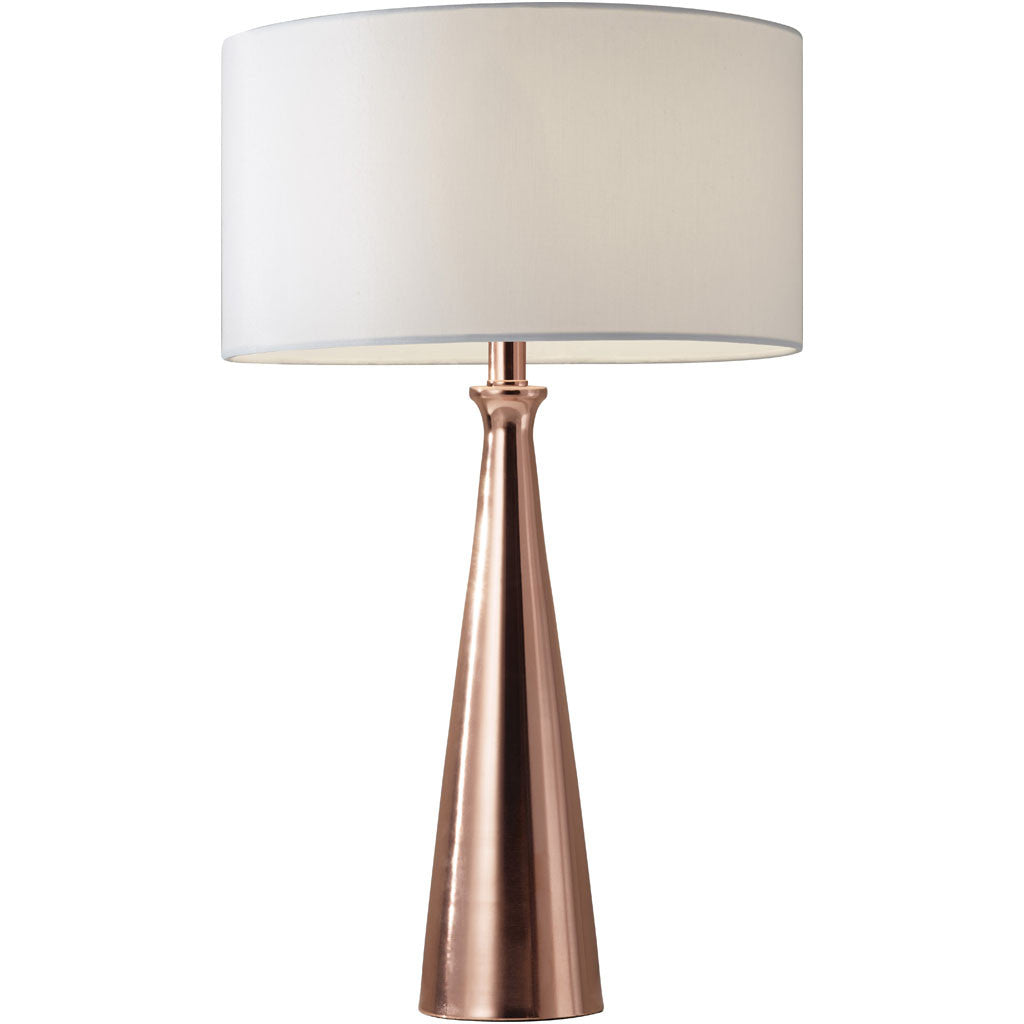Luna Table Lamp Copper