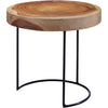Boise Suar Wood Slab Table