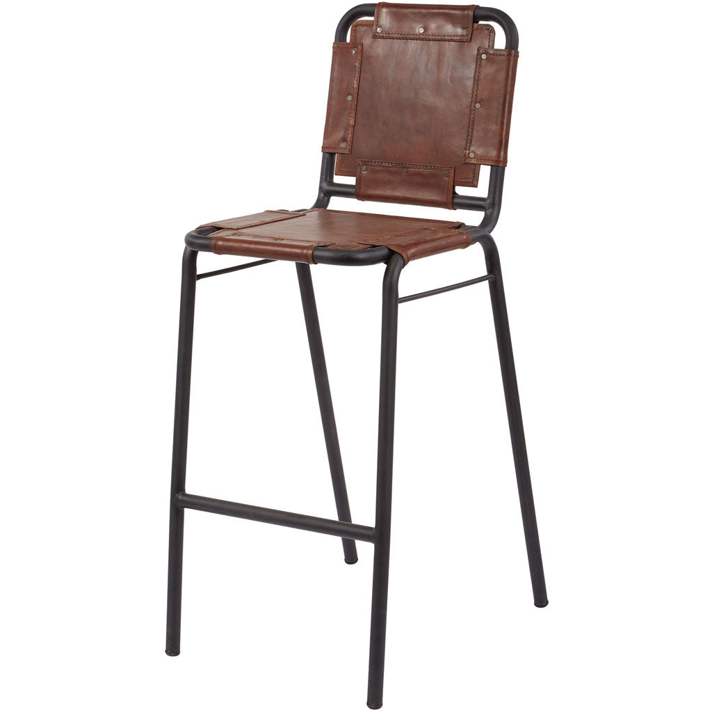 Ryan Industrial Bar Stool