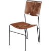 Ryan Goatskin Turen Side Chair