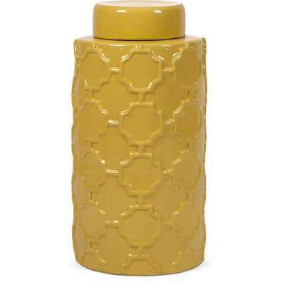 Elite Mellow Yellow Large Canister