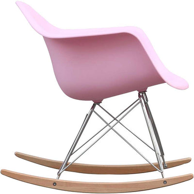 Rand Arm Chair Pink