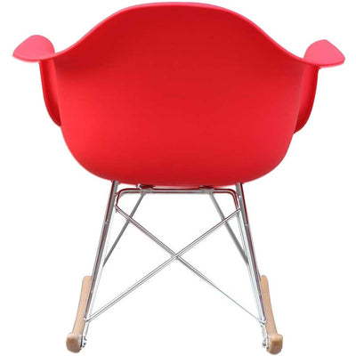 Rand Arm Chair Red