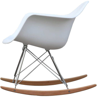 Rand Arm Chair White