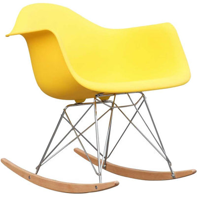 Rand Arm Chair Yellow