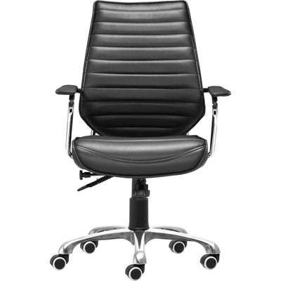 Engineer Low Back Office Chair Black