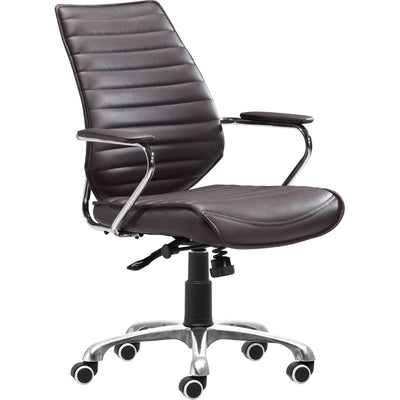 Engineer Low Back Office Chair Espresso