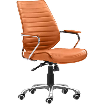 Engineer Low Back Office Chair Terracotta