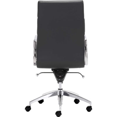 Enterprise High Back Office Chair Black