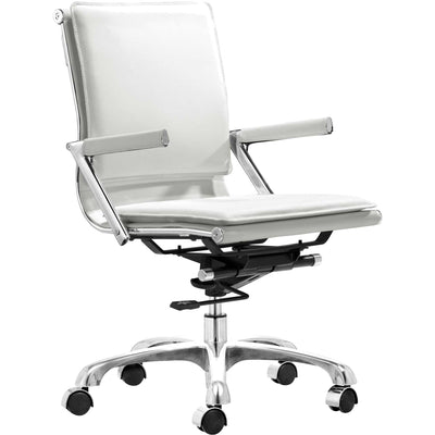 Lincoln Office Chair White