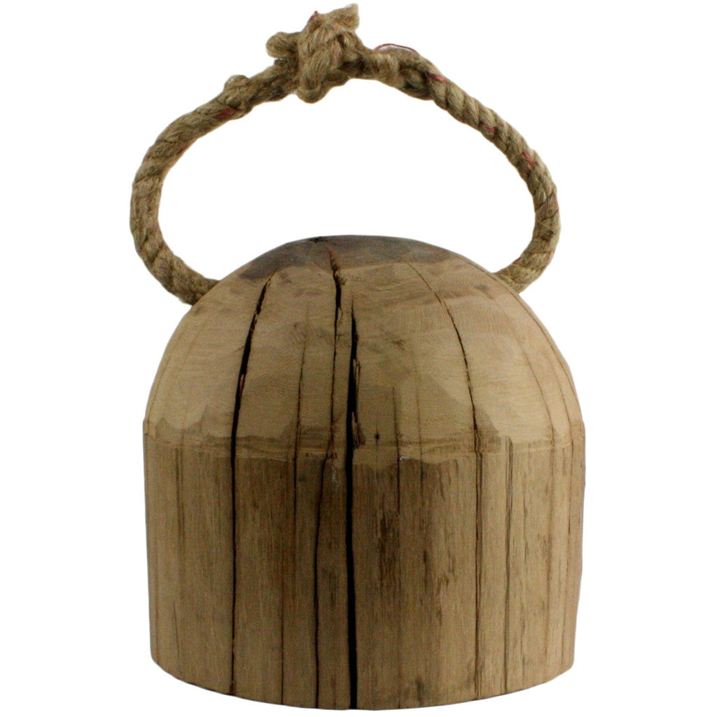 Shore Round Wood Weight