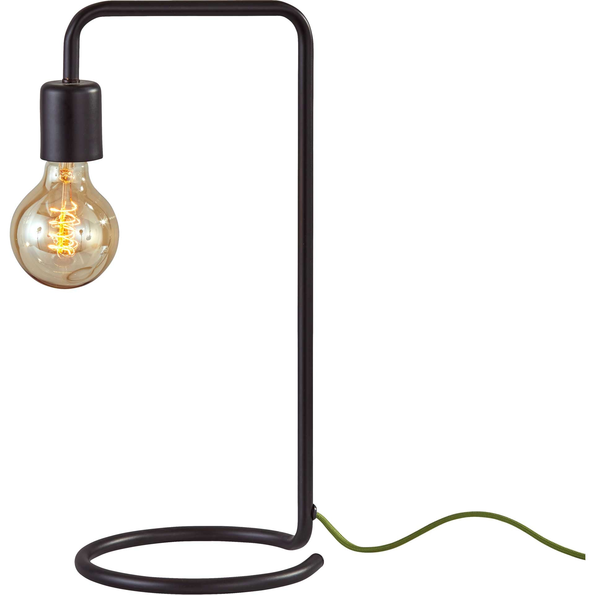 Montgeron Desk Lamp Matte Black