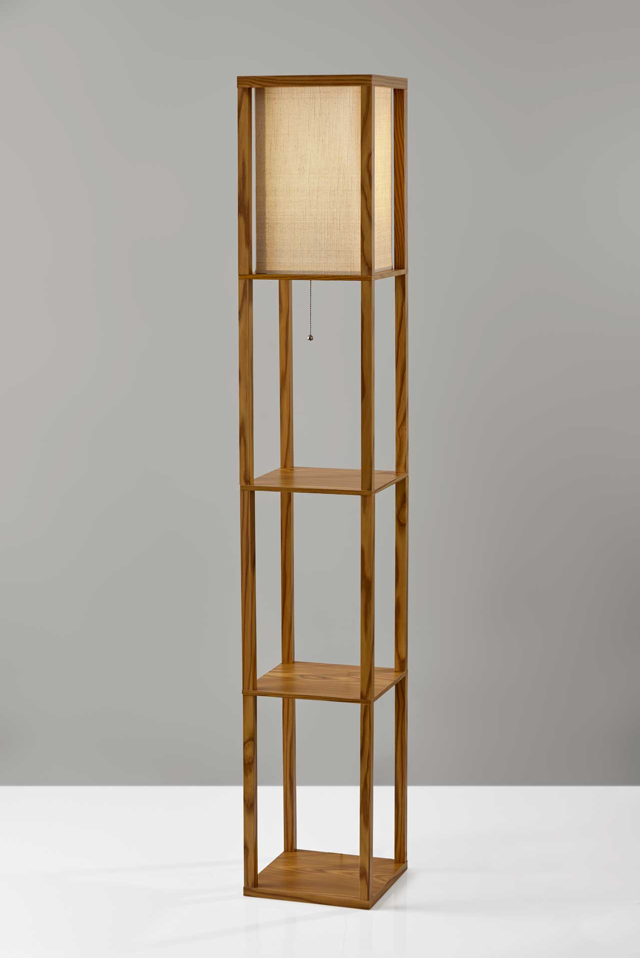 William Shelf Lamp Natural