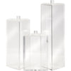 Benna Kushnick Acrylic Triangle Boxes (Set of 3)