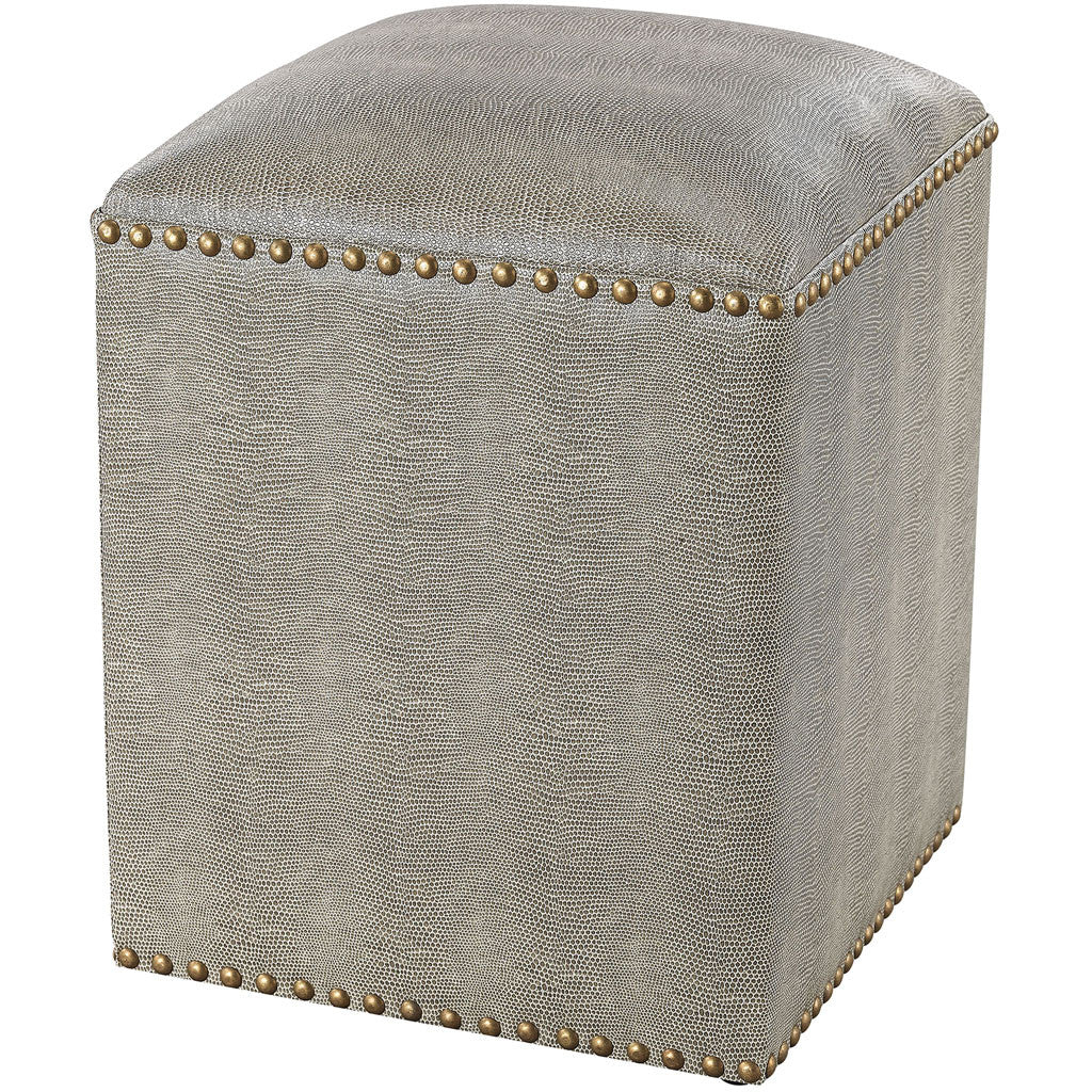 Belmont Point Square Ottoman