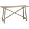 Marconi Driftwood Finish Console