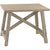 Marconi Driftwood Accent Table