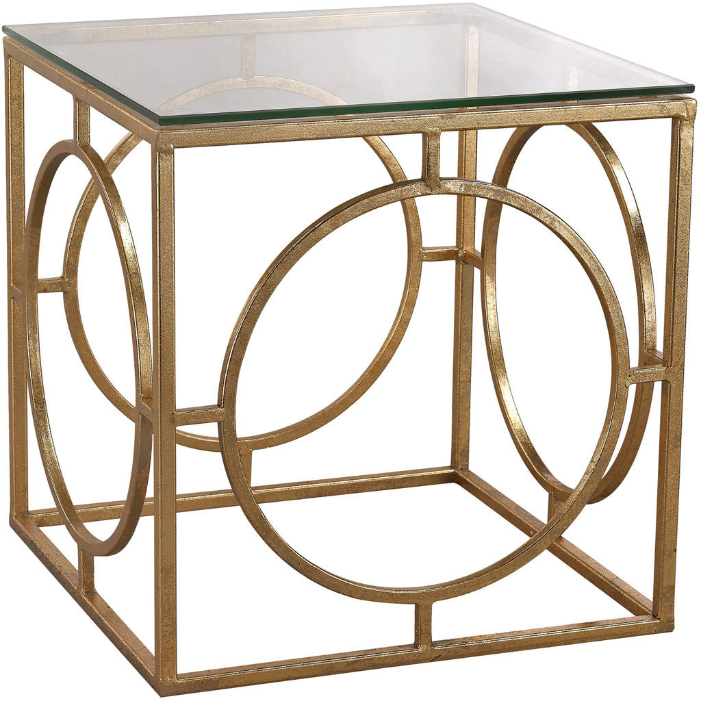 Eastman Leafed Ring Table