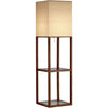 Crawford Shelf Floor Lamp