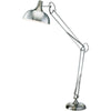 Alvand Floor Lamp Steel