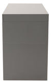 Donnay Desk Gray Lacquer