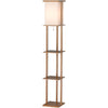 Baranec Shelf Floor Lamp
