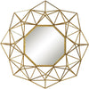 Otto Geometric Wire Mirror