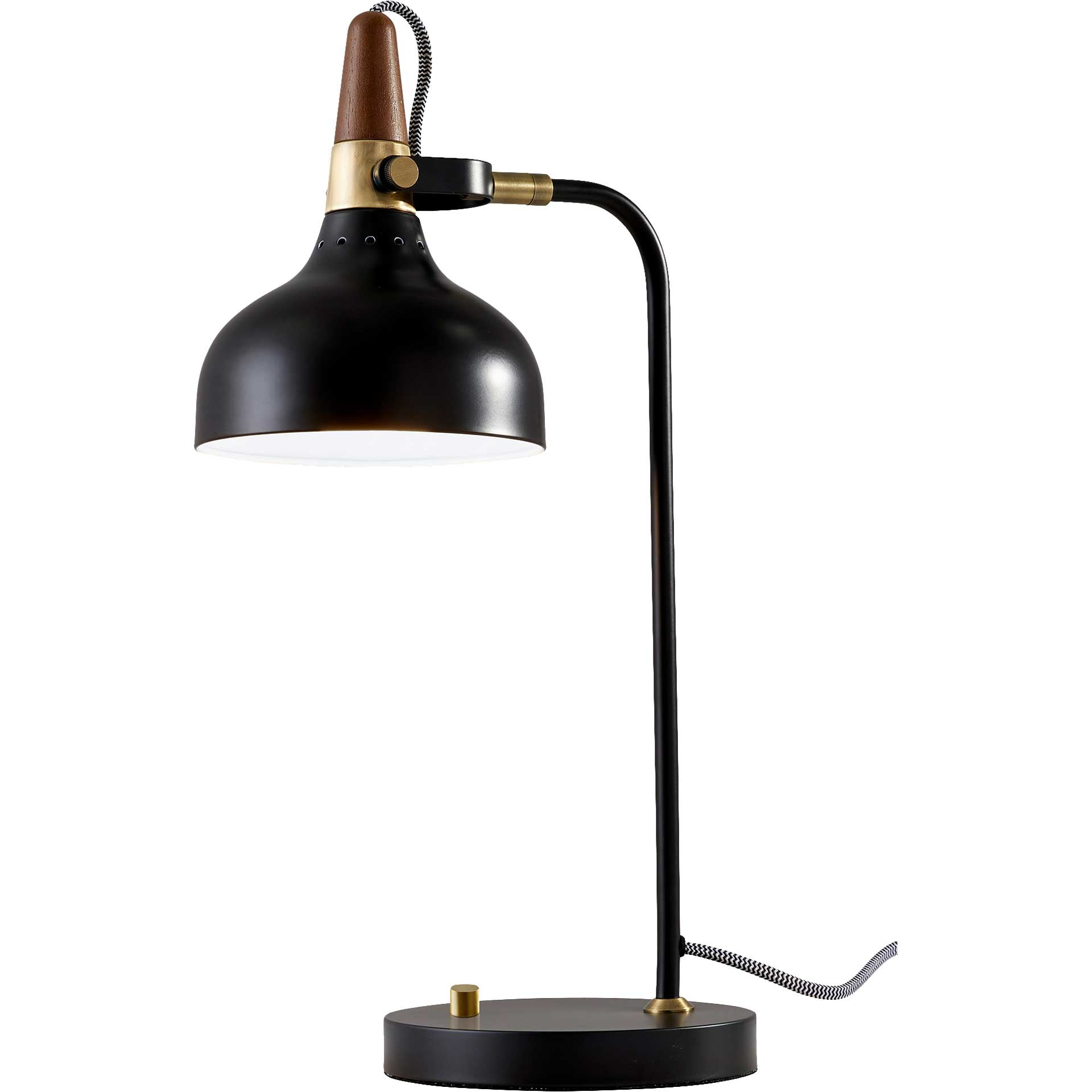 Brest Desk Lamp Black