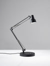 Quincy Desk Lamp Black