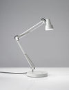 Quincy Desk Lamp White