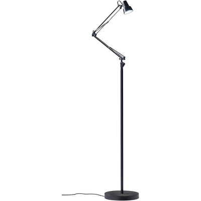 Quincy Floor Lamp Black