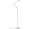Quincy Floor Lamp White