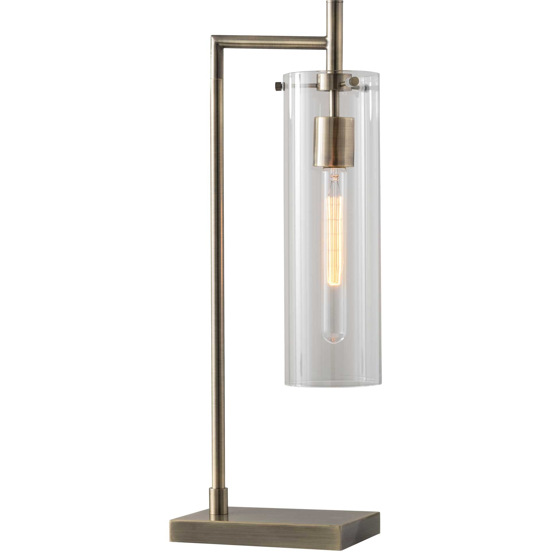 Denis Table Lamp Brass