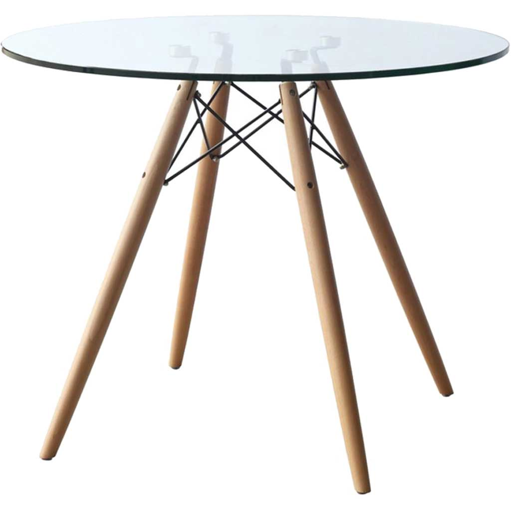Warren Dining Table Clear
