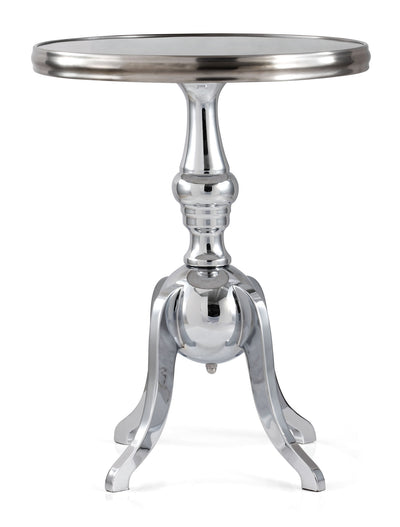 Lakeville Side Table Stainless Steel