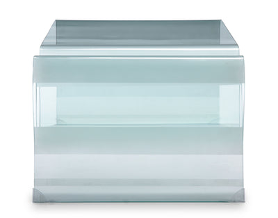 Danbury Coffee Table Clear Glass