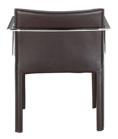 Gallant Conference Chair Espresso (Set of 2)
