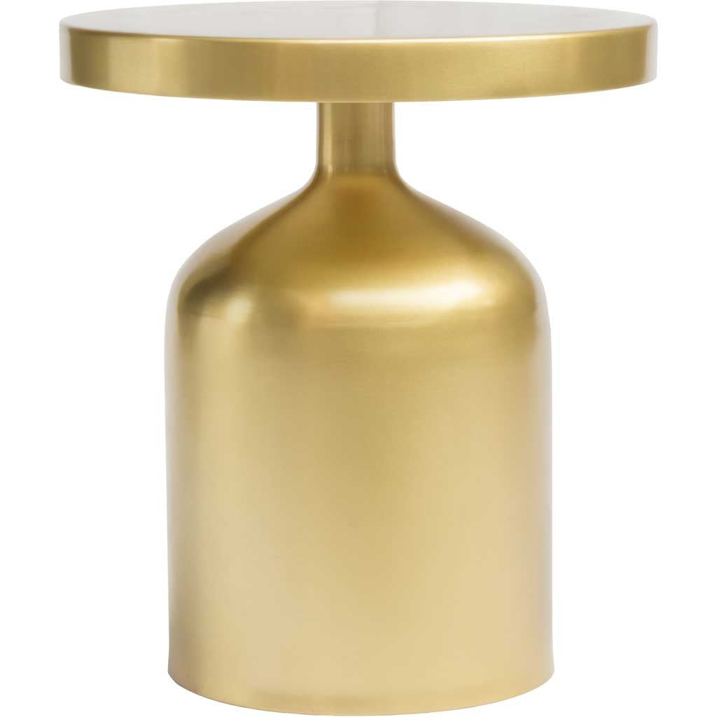 Klein Accent Table Brass
