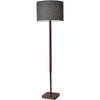 Elden Floor Lamp Walnut