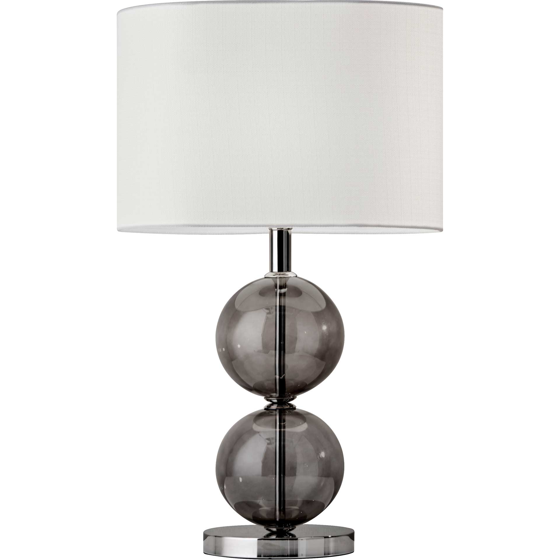 Douai Tall Table Lamp Chrome