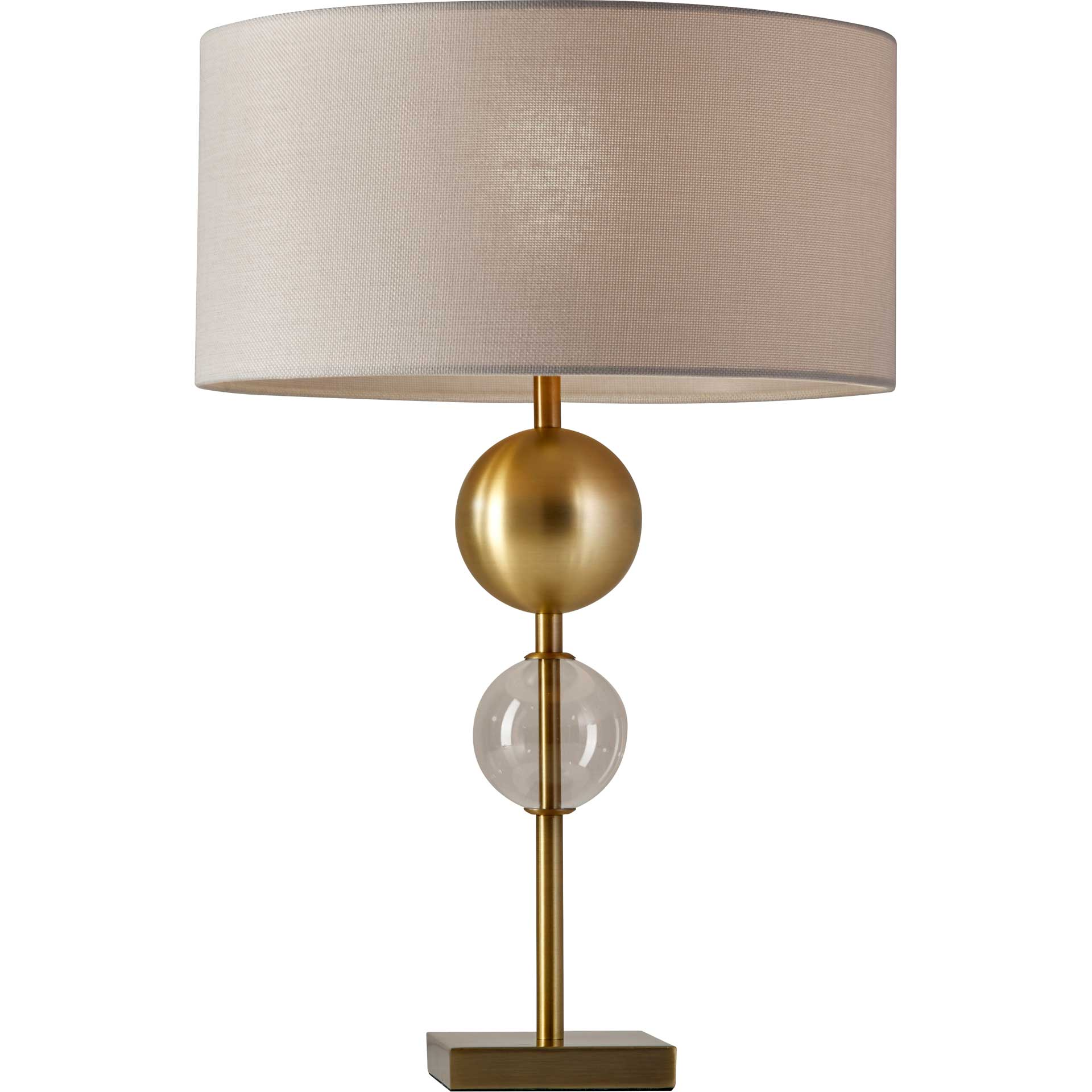 Chelles Table Lamp Brass