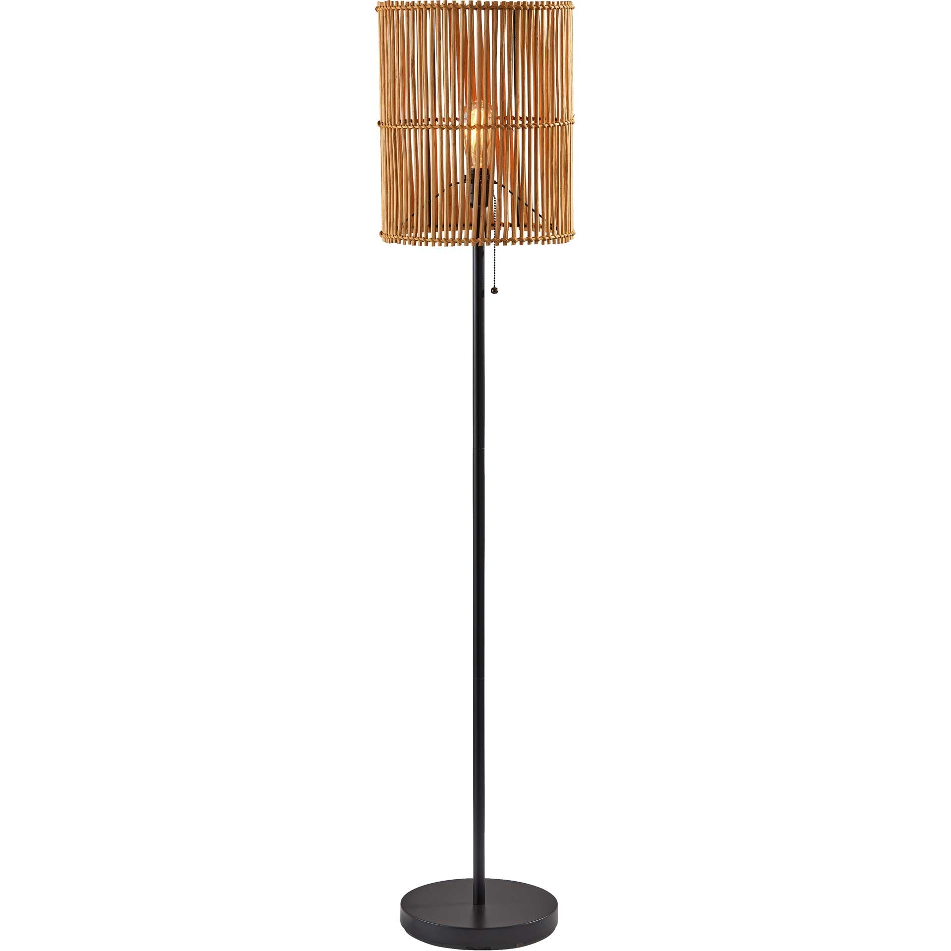 Cachan Floor Lamp Bronze/Brown
