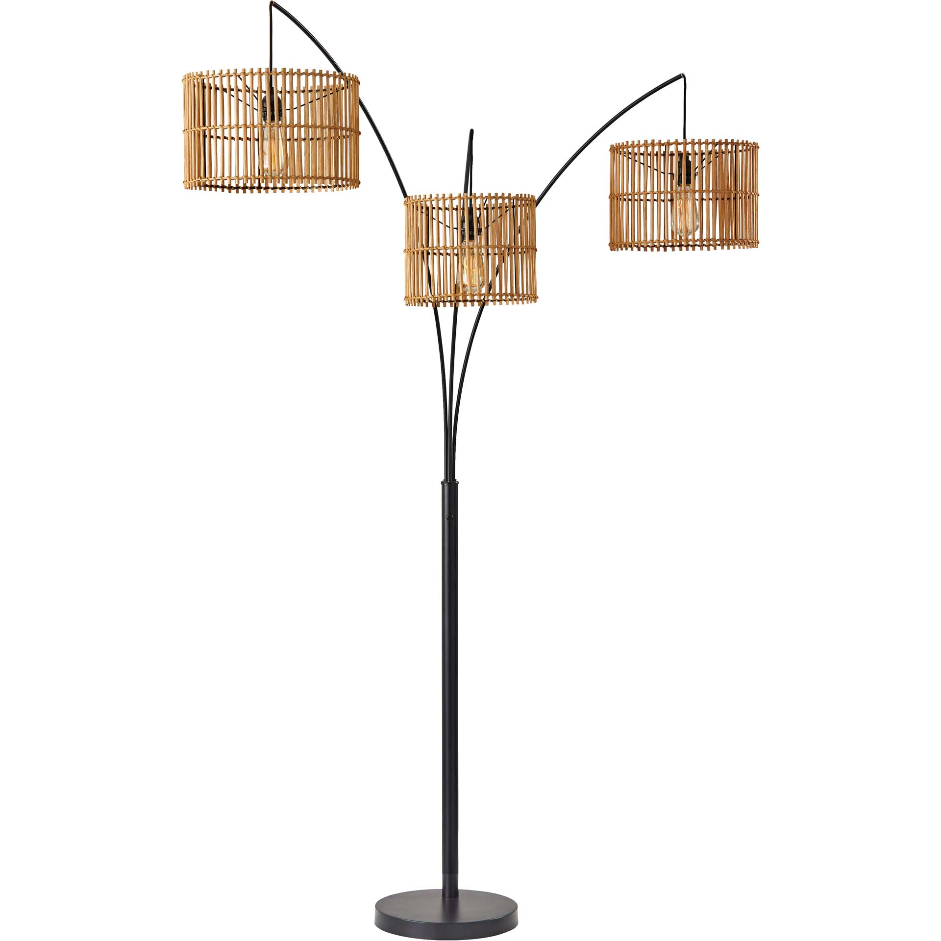 Cachan Arc Lamp Bronze/Brown