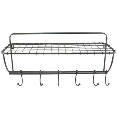 Derby Metal Train Rack